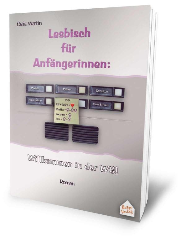 Buch-Cover Lesbisch für Anfängerinnen