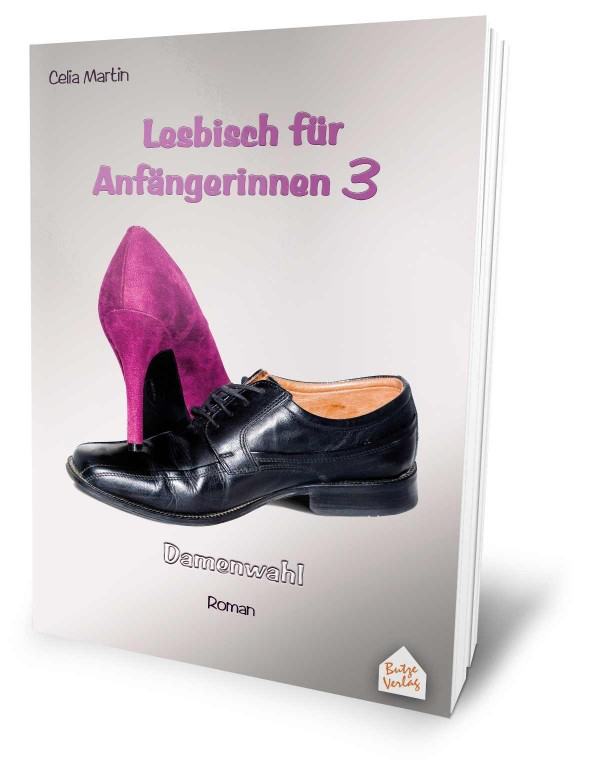 Buch-Cover Lesbisch für Anfängerinnen 3