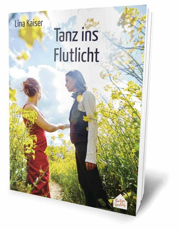 Buch-Cover Tanz ins Flutlicht