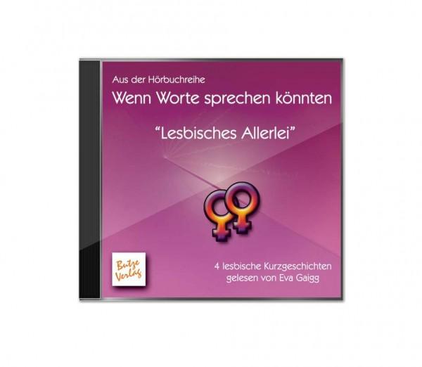 CD-Cover Lesbisches Allerlei