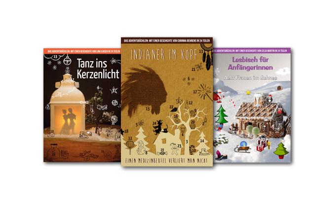 Das Adventsbüchlein – weihnachtliche Lektüren in 24 Teilen