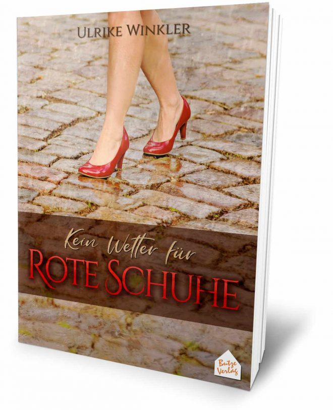 Buchcover Kein Wetter für Rote Schuhe